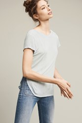 Anthropologie Mix And Match Tee Sky