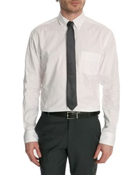 Menlook Label Adam White Shirt