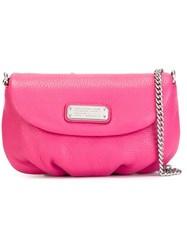 Marc By Marc Jacobs 'New Q Karlie' Crossbody Bag Pink And Purple