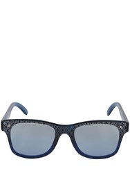 Ettore Bugatti Collection Chiron Eb Logo Sunglasses