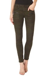Sanctuary Women's 'Ace Utility' Stretch Skinny Pants Heritage Camo
