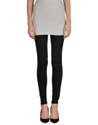 Patrizia Pepe Love Sport Leggings Black