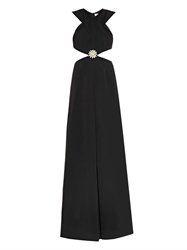 Christopher Kane Daisy Detail Cut Away Gown
