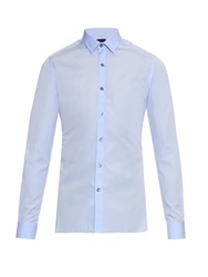 Lanvin Ribbon Detail Cotton Evening Shirt