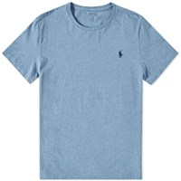 Polo Ralph Lauren Custom Fit Crew Tee Blue