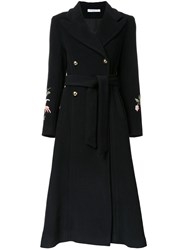 Vivetta 'Rucola' Coat Black
