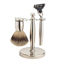 Penhaligon's Nickel Shaving Set Multi