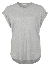 Rusty Basic Tshirt Grey Marble Light Grey