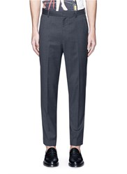 3.1 Phillip Lim Classic Wool Pants Black
