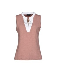 Cappellini Tops Pastel Pink