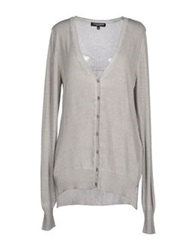 European Culture Cardigans Light Grey