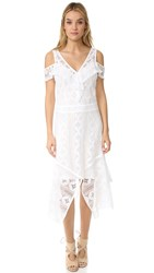 Rodebjer Ranaja Lace Dress White