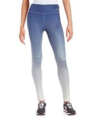 Bench Ombre Active Leggings Medieval Blue