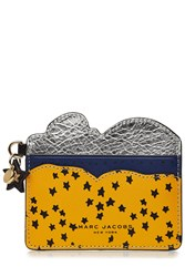 Marc Jacobs Leather Card Holder Multicolor