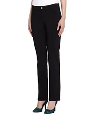 Tahari By Arthur S. Levine Petite Stretch Dress Pants Black
