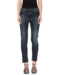 Victoria Beckham Denim Denim Denim Trousers Women Blue