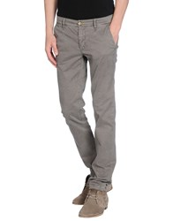 Havana And Co. Trousers Casual Trousers Men Grey