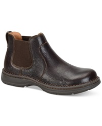 Born Born Buck Mahogany F G Boots Men's Shoes Brown