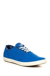 Keds Champion Army Twill Sneaker Blue