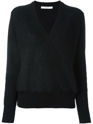Givenchy Textured Sweater Black