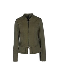 Edun Jackets Military Green