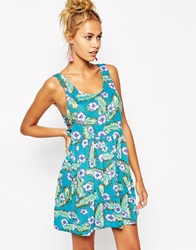 Hawaii Beach Cover Up Dress