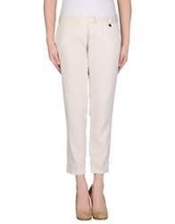 Mangano Casual Pants White