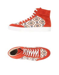 Alberto Moretti Sneakers Red