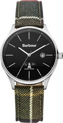 Barbour Bb021sltr Mens Strap Watch