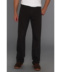 Ag Adriano Goldschmied Protege Straight Leg Sueded Stretch Sateen Dark Grey Men's Jeans Gray