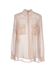 Fly Girl Shirts Beige
