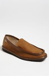 Men's L.B. Evans 'Deerking' Slipper Mocha