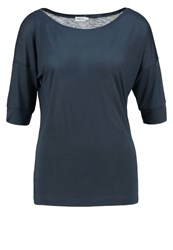 Filippa K Basic Tshirt Grape Blue Grey