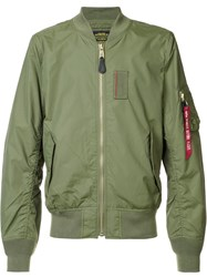 Alpha Industries 'Skymaster' Jacket Green