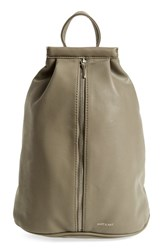 Matt And Nat 'Lawrence' Faux Leather Backpack Green Sage