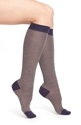 Women's Pantherella Herringbone Knee High Socks