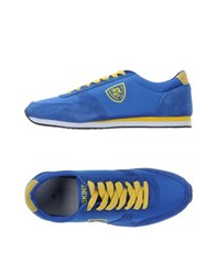 Redskins Footwear Low Tops And Trainers Men Bright Blue