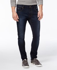 Guess Skinny Fit Jeans Portrait Wash