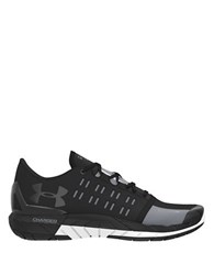 Under Armour Charged Core Lace Up Sneakers Black