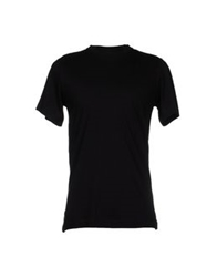 The Editor T Shirts Black