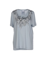Escada Sport Topwear T Shirts Women Grey