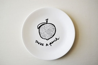 You're A Peach Plate Par Urbannester Sur Etsy