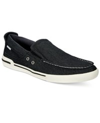 Kenneth Cole Reaction Fasten Your Anchor Sneakers Men's Shoes Black