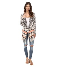 Rip Curl Desert Nights Cardigan Vanilla Women's Sweater Bone