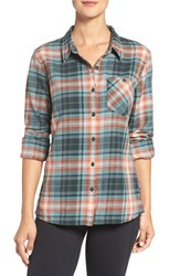 Patagonia Women's Organic Cotton Flannel Shirt