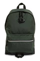 Topman Backpack Green