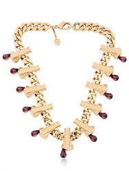 Schield 'Dripping Nose' Necklace