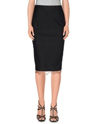 Erika Cavallini Semi Couture Erika Cavallini Semicouture Skirts 3 4 Length Skirts Women Black