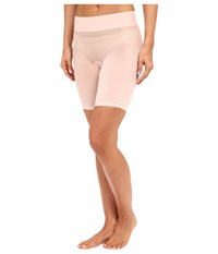 Wolford Sheer Touch Control Shorts Rosepowder Women's Shorts Neutral