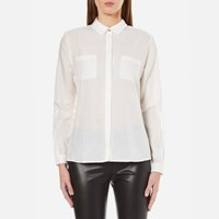 Boss Orange Women's Ejey Shirt White